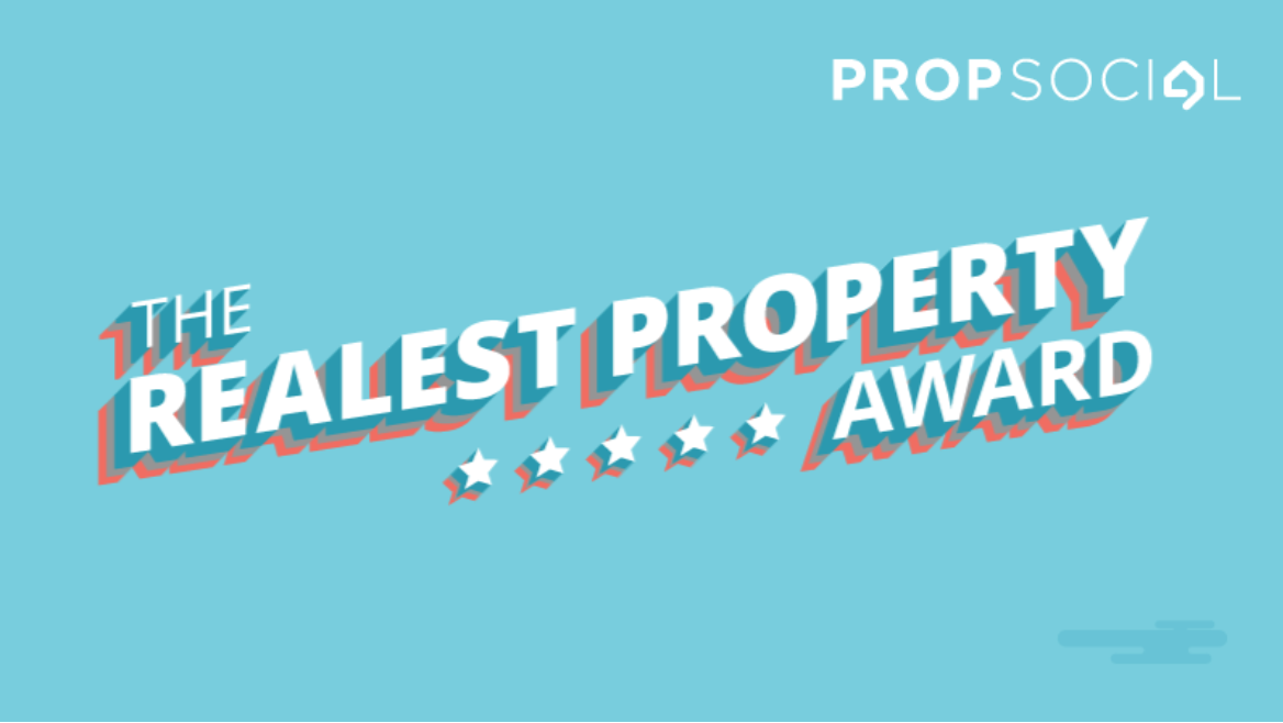 Propsocial realest property award feature