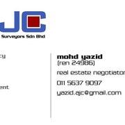 Name card yazid depan small