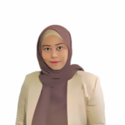 Fatimah white blazer small