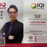 Name card iqi small