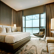 Southen marina bedroom interior design small
