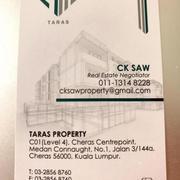 Taras namecard small