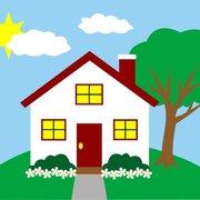 Best clip art house  1  small