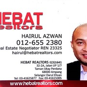 Business card  hairul small