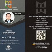 Business card small