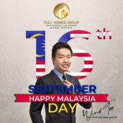 Malaysia day wind too small